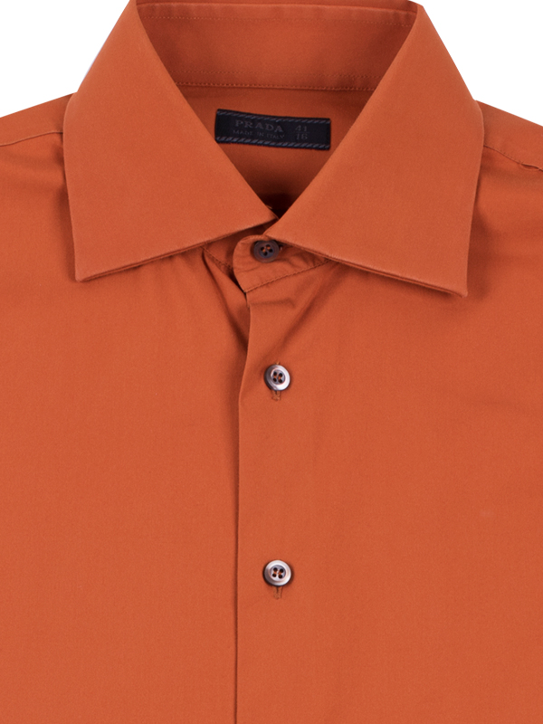 Prada Slim-Fit Dress Shirt