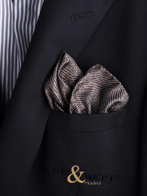 Giorgio Armani Black Label Handkerchief