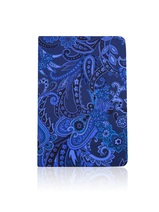 Etro notebook with pocket notebook & pencil