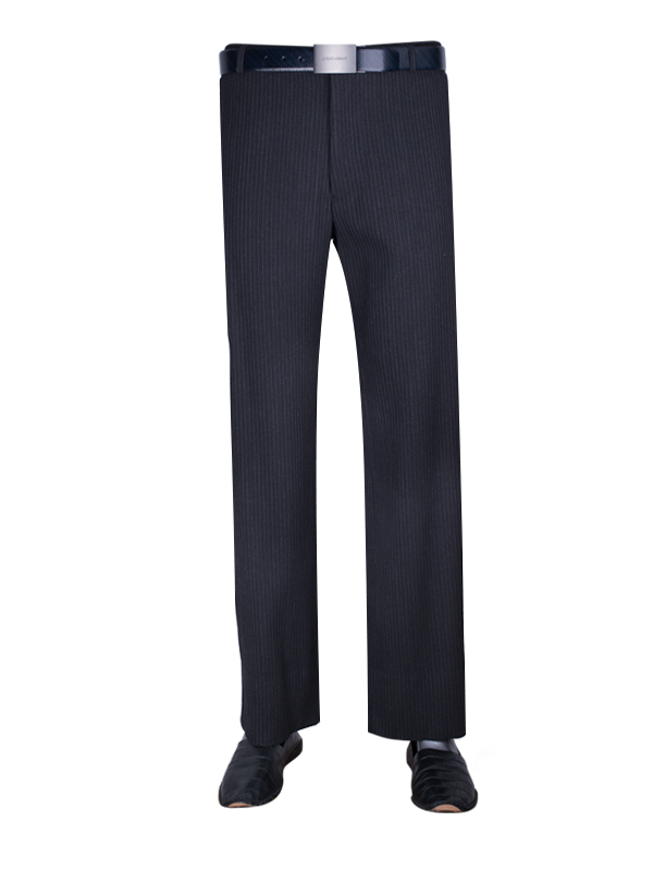 Armani Collezioni Striped Dress Pant