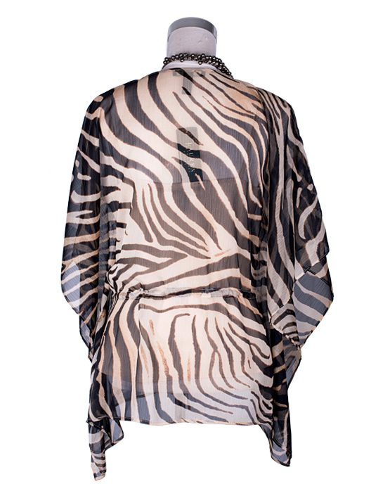 Ralph Lauren Animal Print Blouse