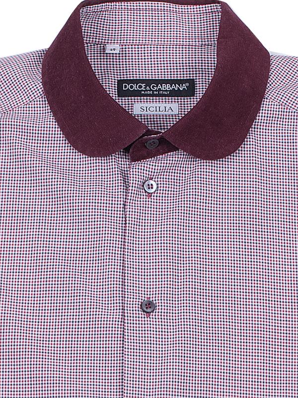Dolce & Gabbana Sicilia Slim Fit Shirt