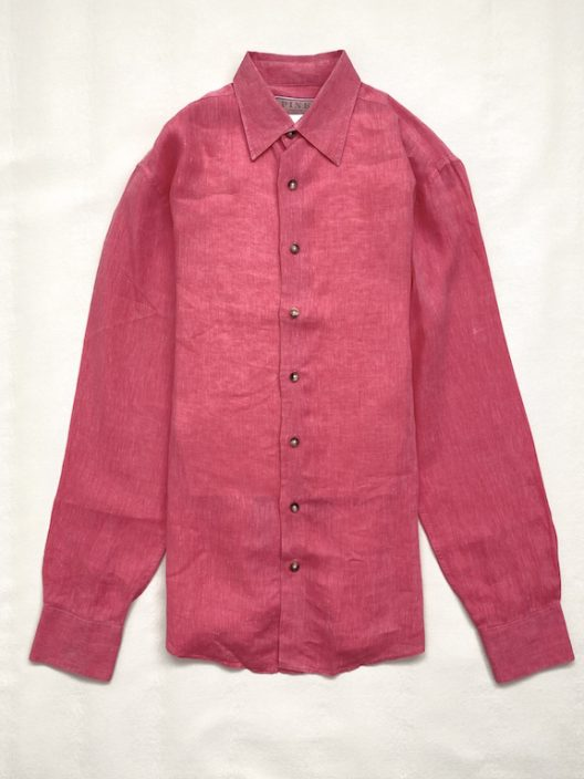 Pink by Thomas Pink Linen Shirt