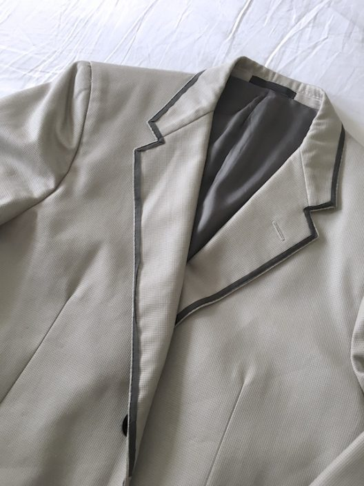 Lanvin by Lucas Ossendrijver Slim Fit Jacket