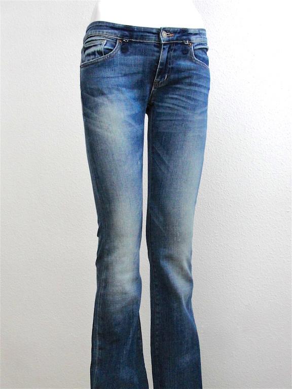 Ralph Lauren Flare Skinny Jeans