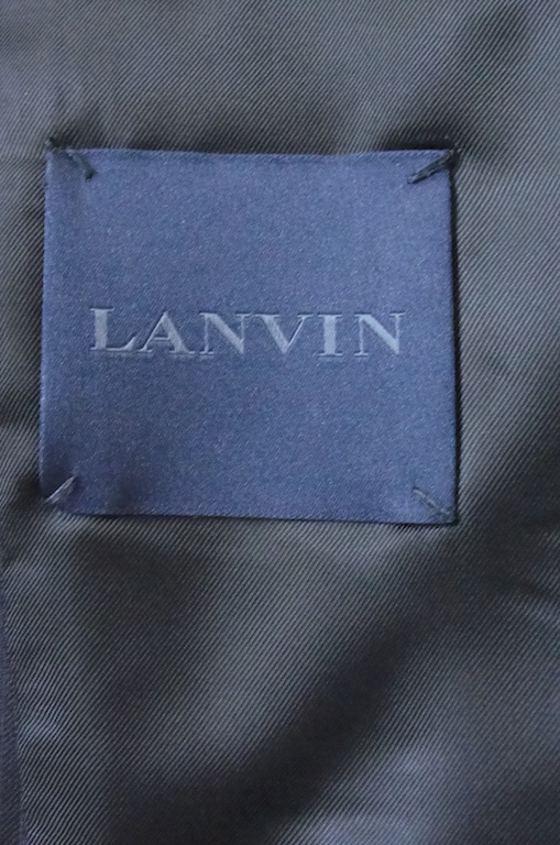 VERY RARE Lanvin by Lucas Ossendrijver Blazer one button