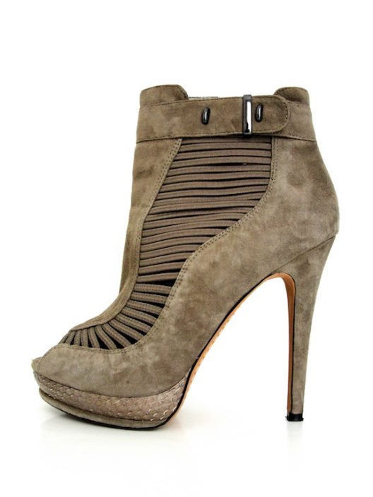 Sam Edelman Suede Boot 125mm Heels