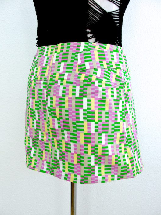 Versus Versace Mini Skirt