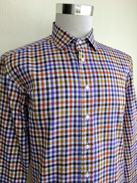 ETRO Multi-color Slim-fit Shirt