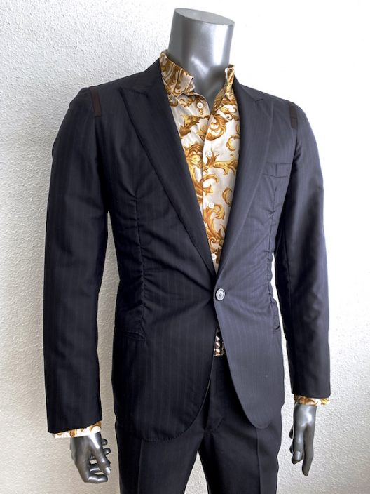 RARE Lanvin Suit by Lucas Ossendrijver