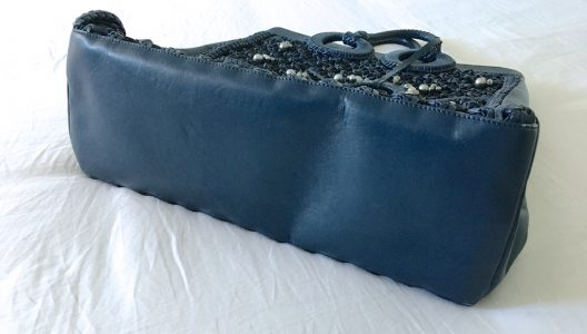 Robert WAN   Best Tahitian Pearls Leather-Python Tote Bag Limited Edition