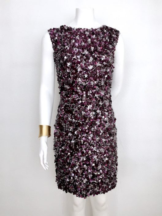 Alvarno Sequin Mini Dress - Unique Pieces Collection