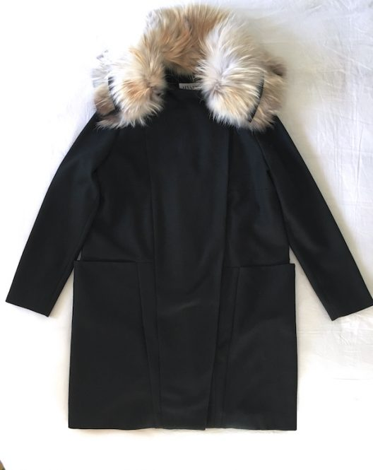 Alvarno Oversize Wool Coat - Unique Pieces Collection