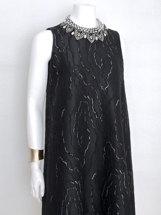 Alvarno 2 layers Evening Dress - Unique Pieces Collection