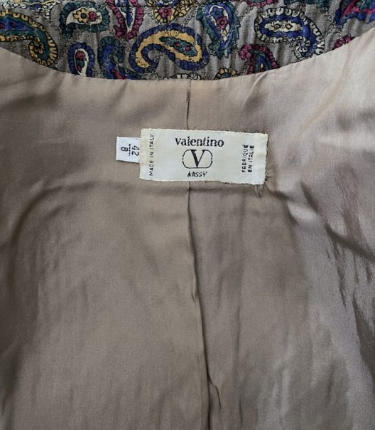 Valentino Suit 2 piece