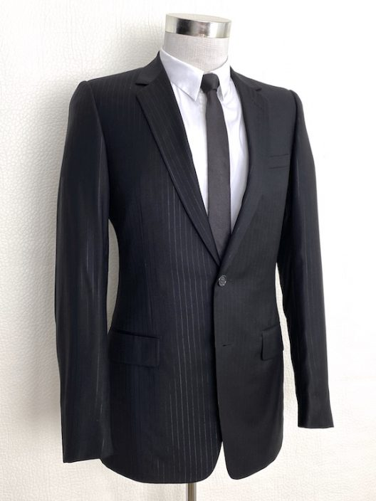 DIOR HOMME FW04 By Hedi Slimane Party-Cocktail Black Suit