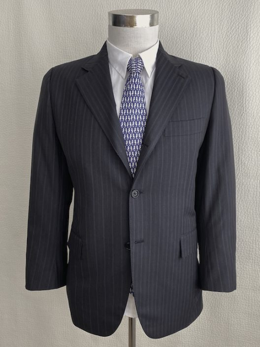 Kiton Made to Measure Striped Suit, Super180´s
