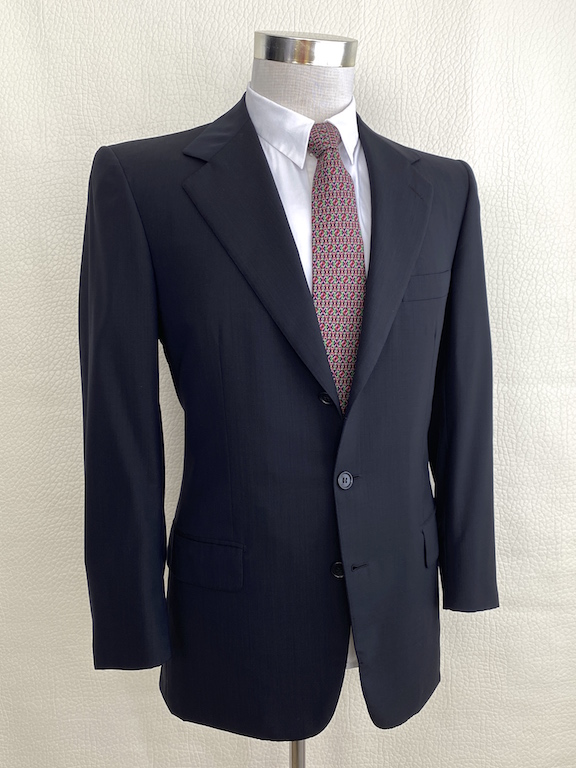 Brioni Made to Measure Slim Striped Jacket