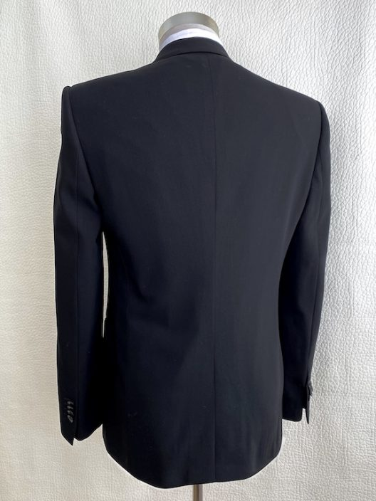 Giorgio Armani Slim Black Wedding - Party Suit