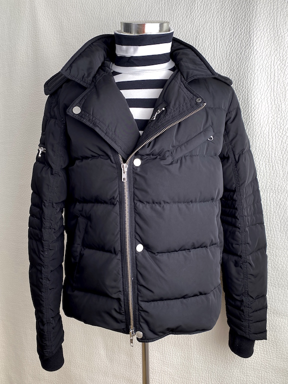 Zadig & Voltaire Black Down Jacket