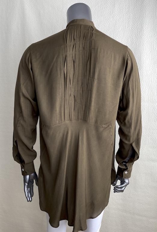RARE Loewe by Jonathan Anderson Asymmetric Long Shirt