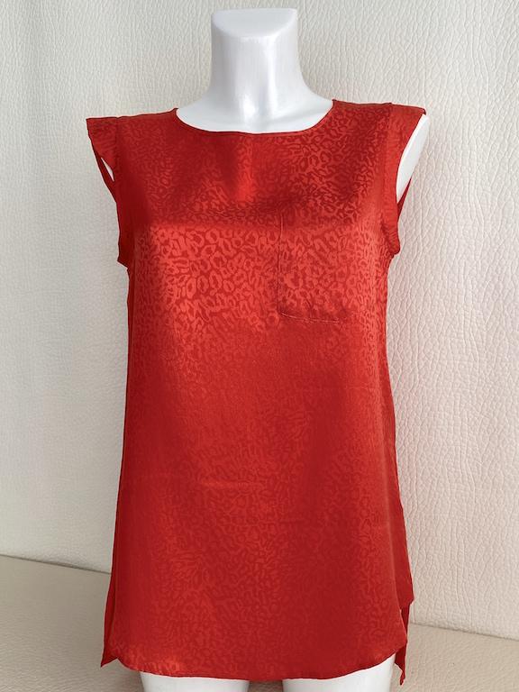 Emporio Armani Silk Top