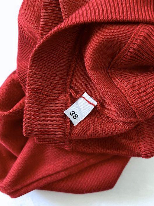 Dolce & Gabbana Red Silk Tank Top