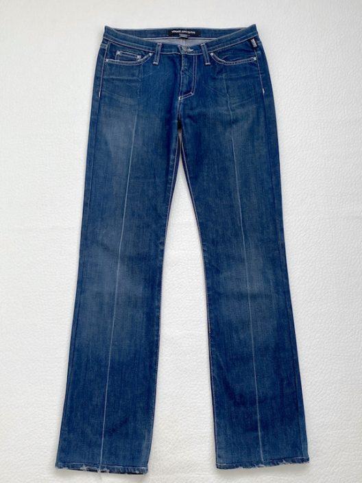 Versace Jeans Couture blue jeans